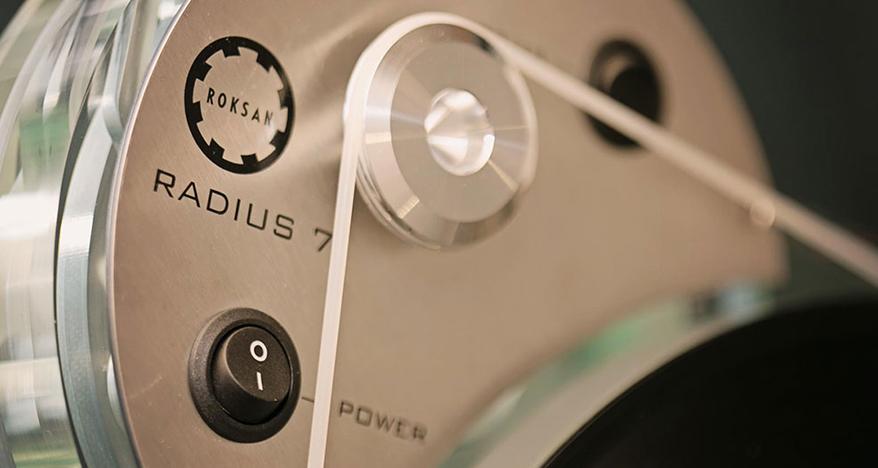 Radius 7 | The Audiophile Man | Blog | Roksan